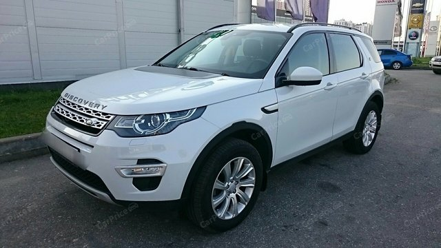 Land Rover Discovery Sport 2015г.