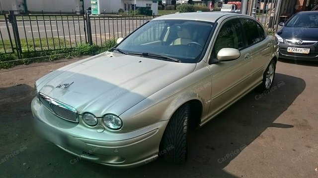 Jaguar X-Type 2007г.