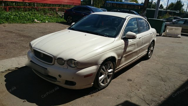 Jaguar X-Type 2009г.