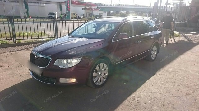 Skoda Superb II 2011г.