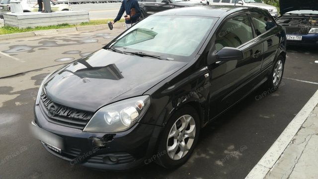 Opel Astra H 2006г.