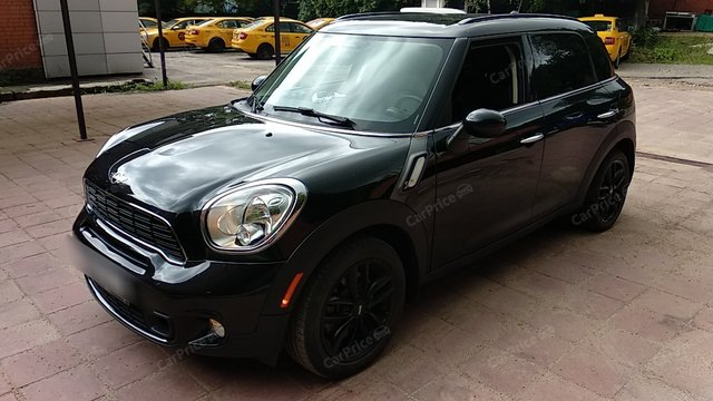 MINI Countryman I 2014г.