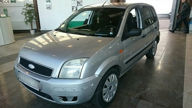Ford Fusion I 2005г.