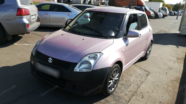 Suzuki Swift III 2006г.