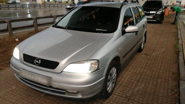 Opel Astra G 2003г.