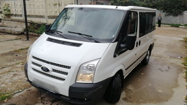 Ford Tourneo Custom 2012г.