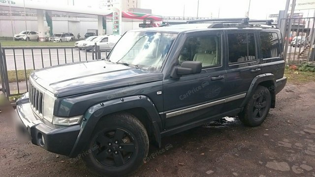 Jeep Commander 2006г.