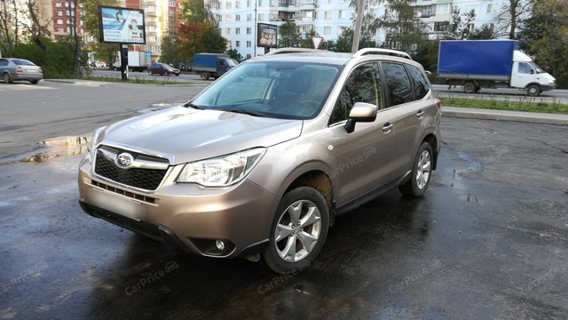Subaru Forester IV 2013г.