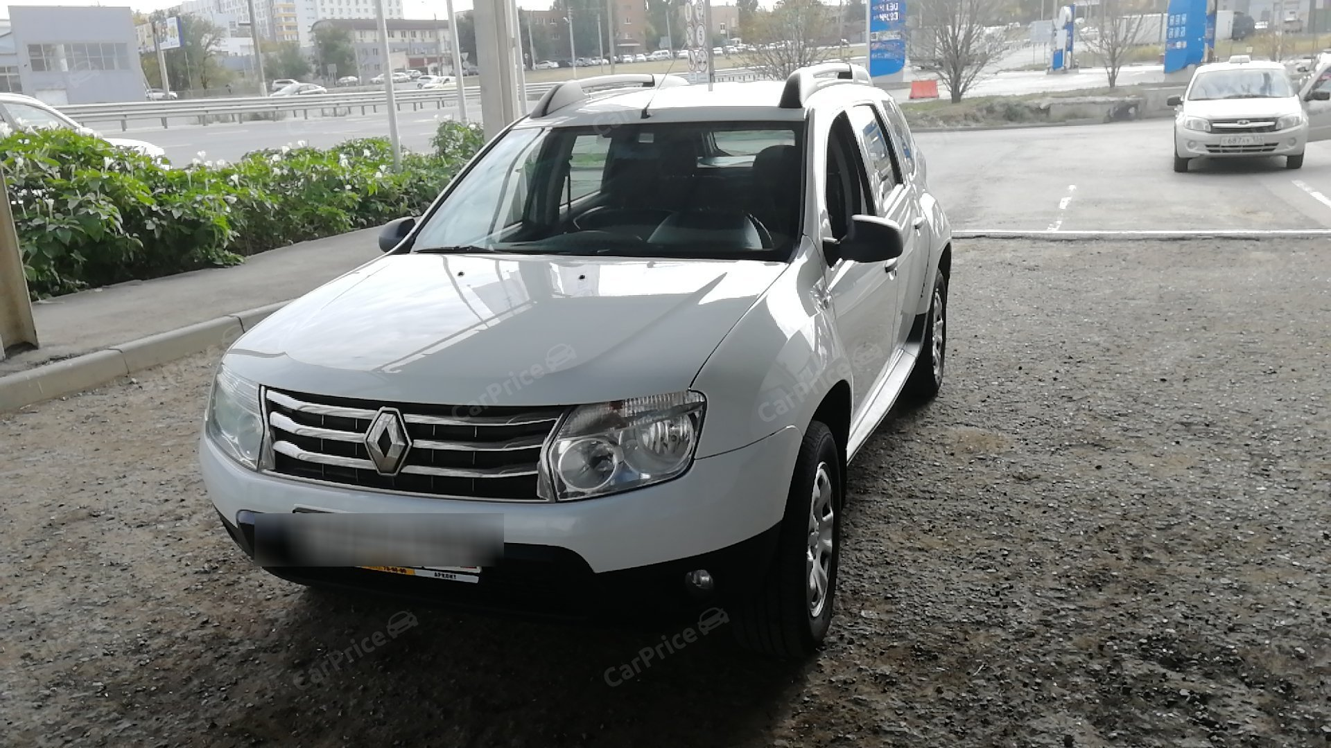 Renault Duster I 1.6 MT (102 л.с.) [2014]