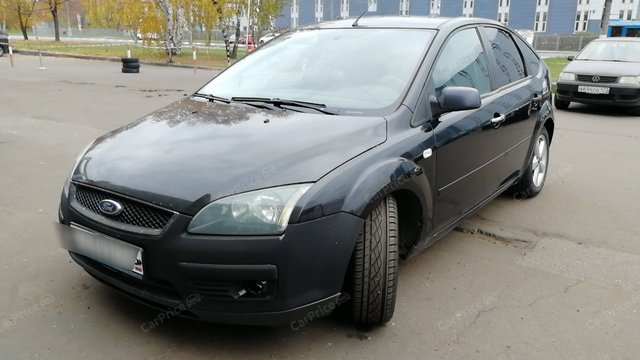 Ford Focus II 2007г.