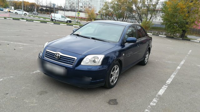 Toyota Avensis II 2006г.