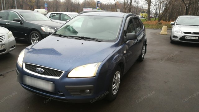 Ford Focus II 2006г.