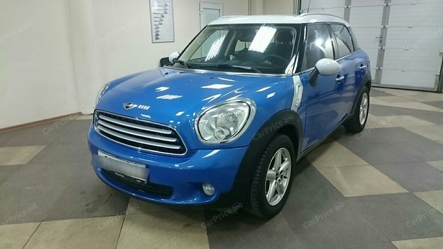 MINI Countryman I 2013г.