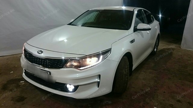 Kia Optima IV 2016г.