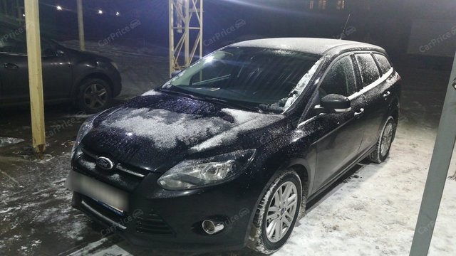 Ford Focus III 2014г.