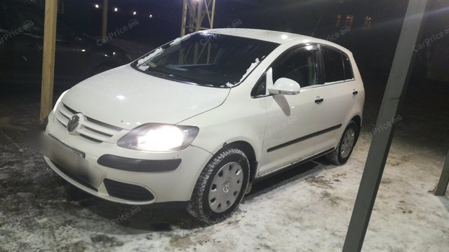 Volkswagen Golf Plus I 2008г.