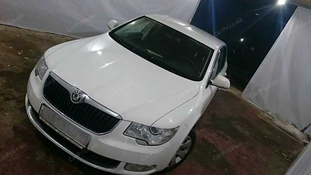 Skoda Superb II 2013г.