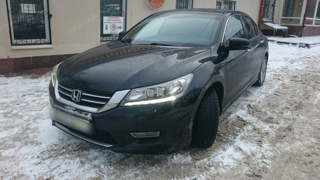 Honda Accord IX 2013г.