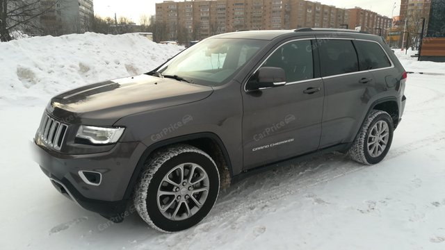 Jeep Grand Cherokee IV (WK2) Рестайлинг 2014г.