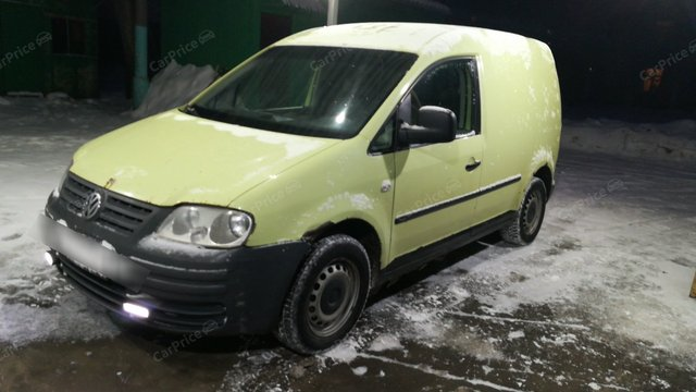 Volkswagen Caddy III 2005г.