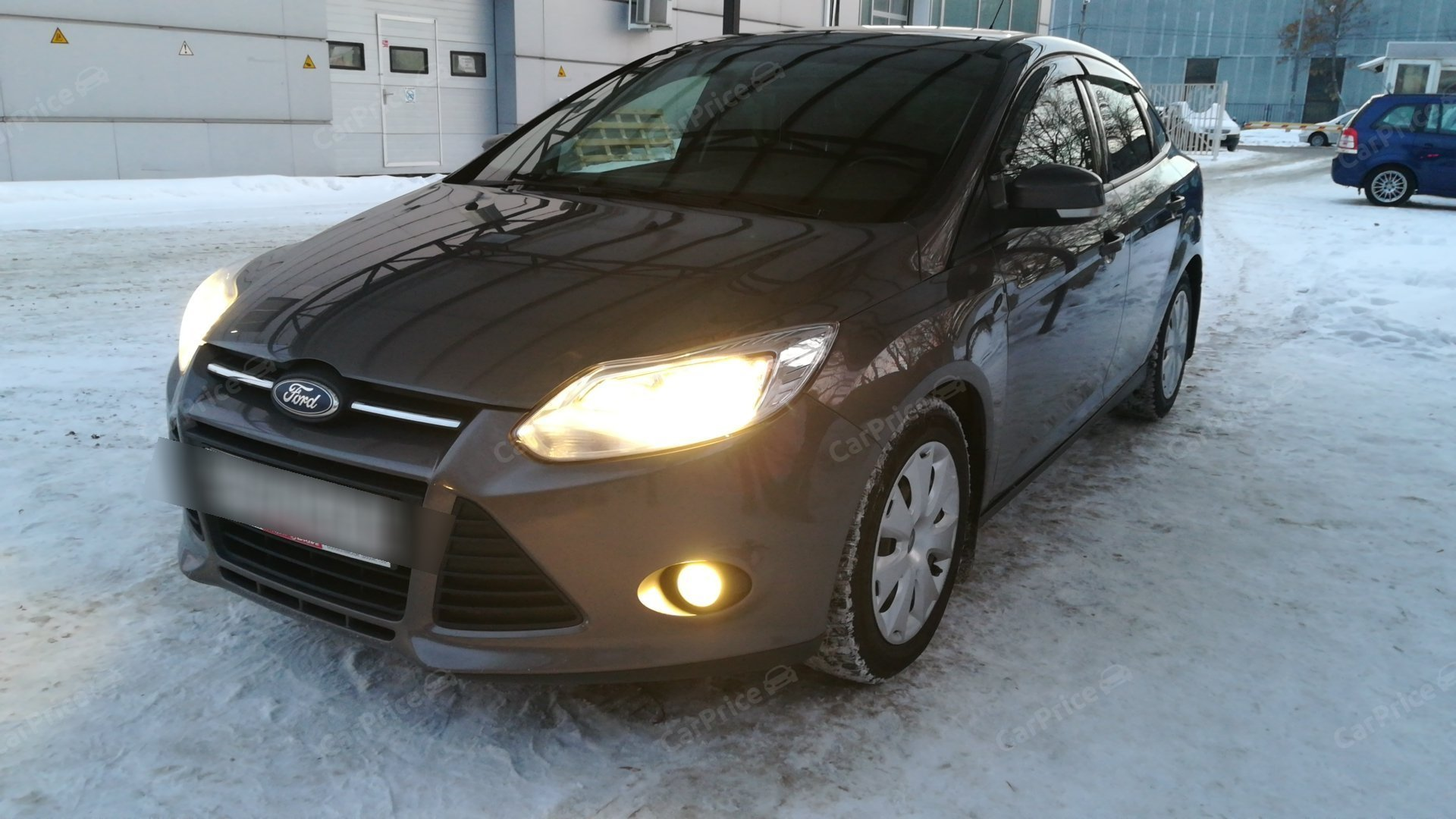 Ford Focus III 1.6 AT (125 л.с.) [2012]
