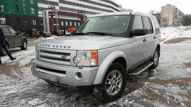 Land Rover Discovery III 2008г.