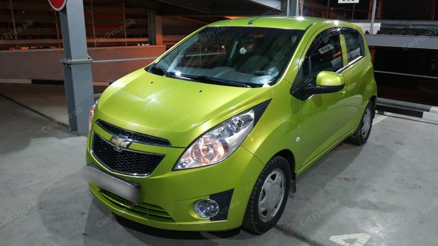Chevrolet Spark III 2012г.