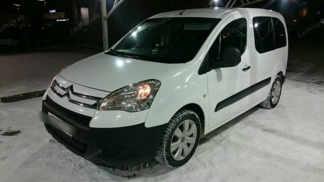 Citroen Berlingo II 2011г.