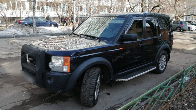Land Rover Discovery III 2007г.