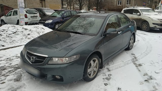 Honda Accord VII 2005г.