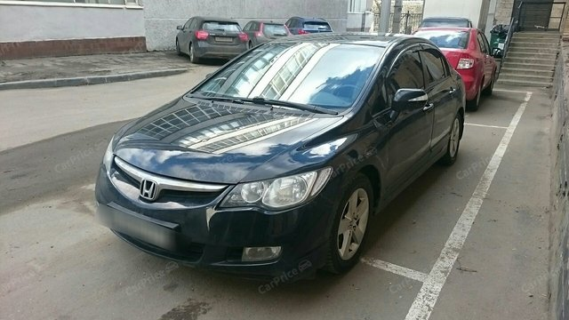 Honda Civic VIII 2007г.