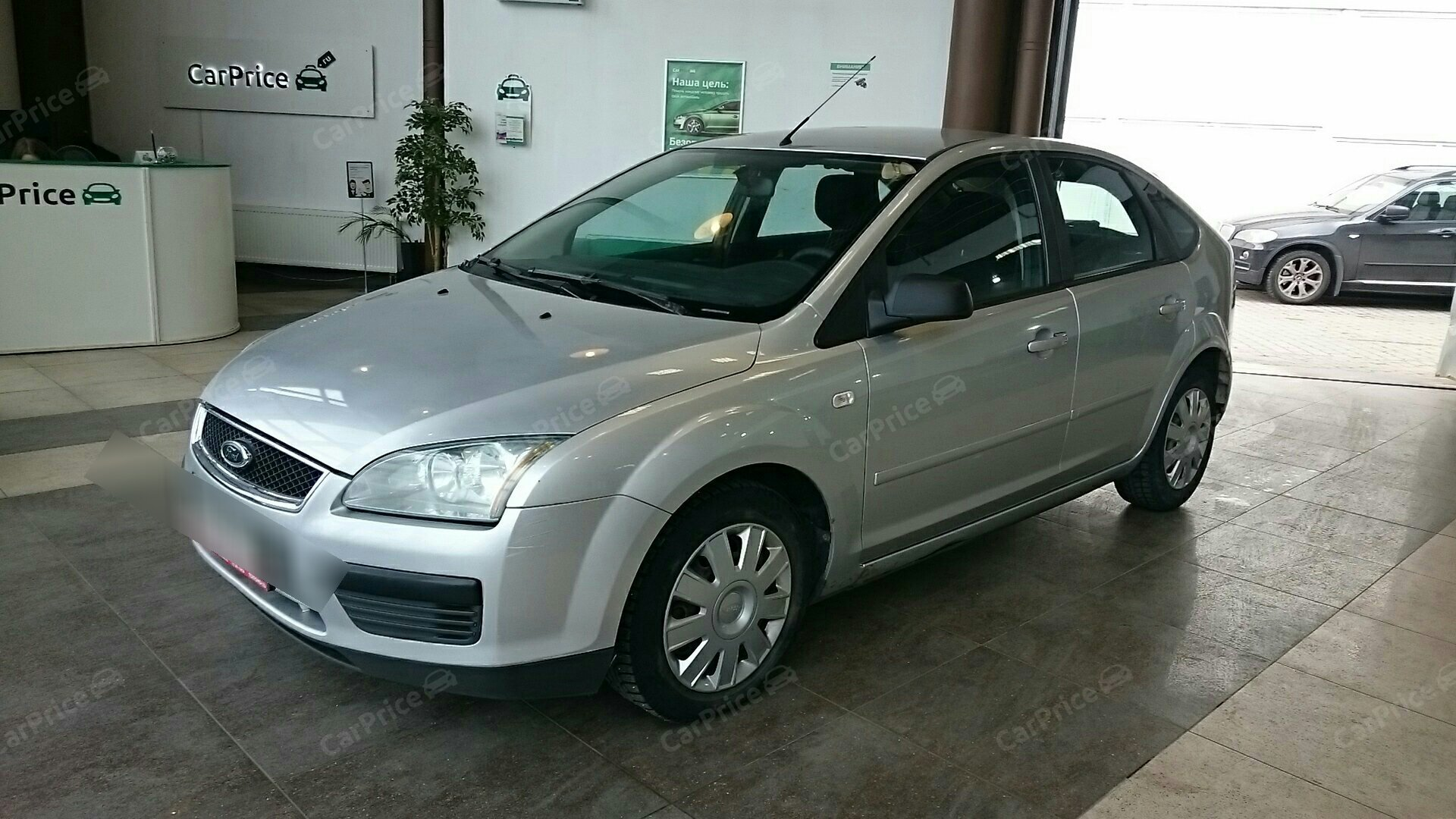 Ford Focus II 1.8 MT (125 л.с.) [2006]