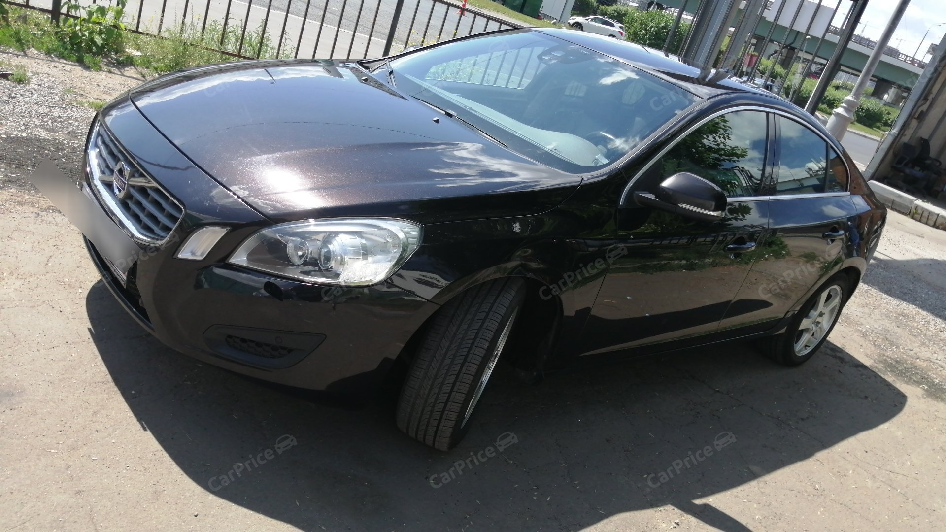 Volvo S60 II 1.6 AT (150 л.с.) [2012]