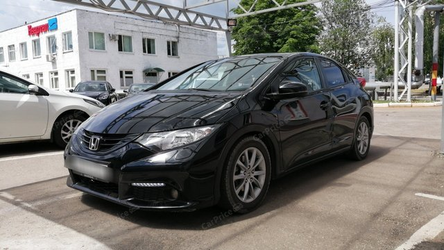 Honda Civic IX 2012г.